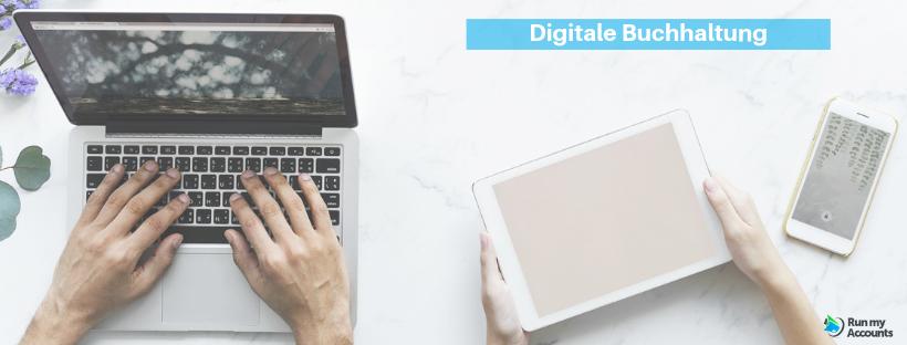 Digitalisierung der Buchhaltung - Wie sieht es aus?