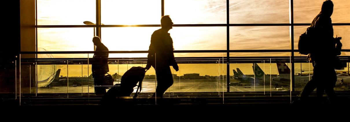 Viel auf Reisen: Consultants